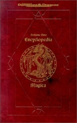 AD&D RPG - 2nd edition: Encyclopedia Magica volume two 2