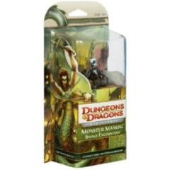 D&D Miniatures: Savage Encounters booster case sealed (8-ct)