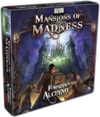 Mansions of Madness: Forbidden Alchemy expansion fantasy flight