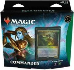 MTG magic cards: Kaldheim - Commander - Elven Empire deck