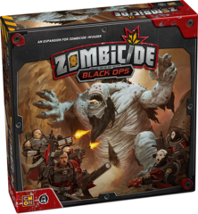 Zombicide - Invader: Black OPs expansion board game