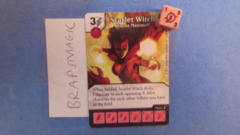 Marvel Dice Masters: Scarlet Witch, Wanda Maximoff #54 (common)