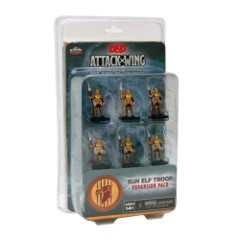 D&D Dungeons & Dragons Attack Wing: Sun Elf Guard Troop expansion pack