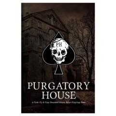 Purgatory House RPG: PRESALE core rulebook