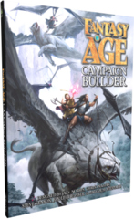 Fantasy AGE (Adventure Game Engine) RPG: PRESALE Campaign Builders Guide green ronin