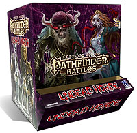Pathfinder Battles: builder series Undead Horde 24-ct display gravity feed