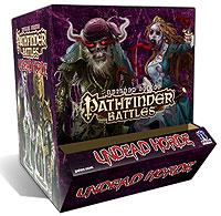 Pathfinder Battles: builder series Undead Horde 24-ct display gravity feed
