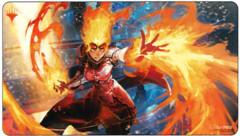 MTG War of the Spark PRESALE playmat Chandra japanese alternate art ultra pro