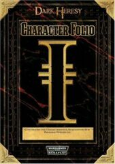 Dark Heresy RPG: character folio black industries