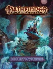 Pathfinder Campaign Setting RPG Roleplaying Game: Occult Mysteries