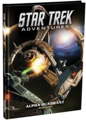 Star Trek Adventures RPG: Alpha Quadrant sourcebook modiphius