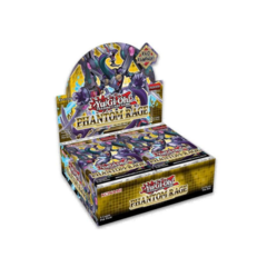 Yu-Gi-Oh! TCG: PRESALE Phantom Rage Booster Box Display (24-ct)