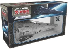 Star Wars X-Wing miniatures game Imperial Raider pack fantasy flight