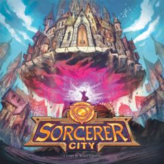 Sorcerer City: board game skybound games