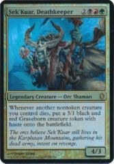 Sek'Kuar, Deathkeeper - Oversized