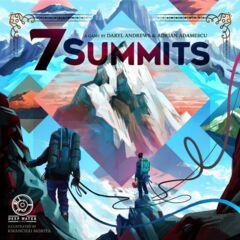 7 Summits: PRESALE board game deep water games