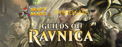 Guilds of Ravnica SUNDAY Noon Prerelease preregistration event ticket