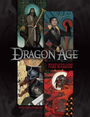 Dragon Age RPG: base/core rulebook green ronin