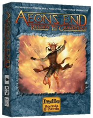 Aeon's End: PRESALE Return to Gravehold expansion deck-building game
