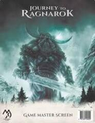 Journey to Ragnarok RPG: PRESALE GM Gamemaster's Screen