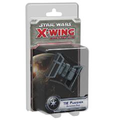 Star Wars X-Wing miniatures game Tie Punisher pack fantasy flight