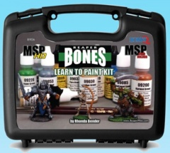 Reaper Bones: Learn to Paint Kit