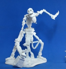 Reaper Bones Miniatures: Colossal Skeleton 77116
