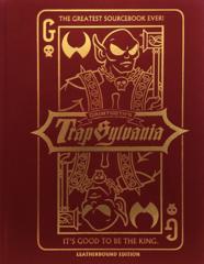 Dungeon Crawl Classics: PRESALE Grimtooth's Trapsylvania LEATHERBOUND edition
