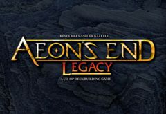 Aeon's End: Legacy deck-building game