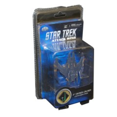 Star Trek Attack Wing: Dominion 2nd Division Battle Cruiser expansion pack wizkids