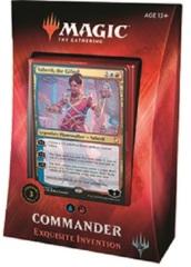 Commander 2018: Exquisite Invention deck