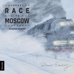 1941 - Race to Moscow: PRESALE board game phalanx