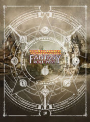 Warhammer Fantasy Roleplaying Game 4th edition: base/core limited collector's edition rulebook