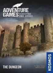 Adventure Games: PRESALE The Dungeon board game thames & kosmos