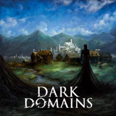 Dark Domains: kickstarter edition board game + elemental promo cards pack