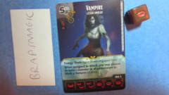 Dungeons & Dragons Dice Masters: Vampire, Lesser (common)