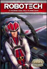 Robotech RPG: PRESALE Macross - revised savage worlds expansion battlefield press