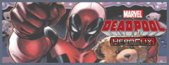 Heroclix: Deadpool 20-ct. booster case