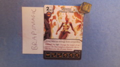Marvel Dice Masters: Storm, Weather Witch #58 (common)