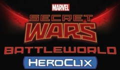 Marvel Heroclix: Secret Wars - Battleworld booster brick (10-ct)