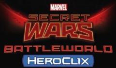 Marvel Heroclix: Secret Wars - Battleworld booster brick (10-ct)