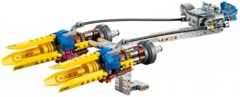 LEGO Star Wars 20th anniversary: Anakin's Podracer, box, instructions 75258 NO MINIFIGS authentic