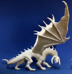 Reaper Bones Miniatures: Ebonwrath, Dragon 77102
