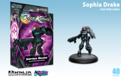 Relic Knights: Dark Space Calamity Sophia Drake (black diamond)