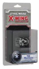 Star Wars X-Wing miniatures game TIE Advanced pack fantasy flight
