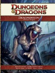 Dungeons & Dragons D&D 4th edition RPG: Draconomicon