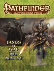 Pathfinder Adventure Path: Ironfang Invasion part 2 - Fangs of War