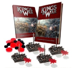 Kings of War: 2nd edition DELUXE base/core boxed set mantic