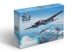 303 Squadron: PRESALE Luftwaffe Forces expansion board game ares