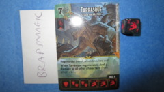Dungeons & Dragons Dice Masters: Tarrasque, Lesser (common)